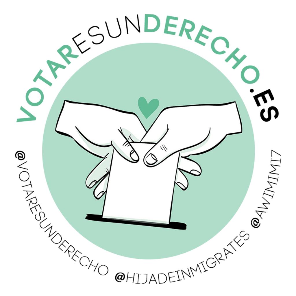 VOTAR ES UN DERECHO_logo